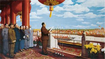 我与《开国大典》-靳尚谊